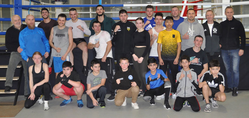 Sparringstraining ATS Kulmbach